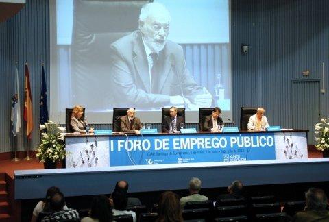 Valores da Administración Pública e os seus funcionarios Públicos (2) - I Foro sobre Empleo Público